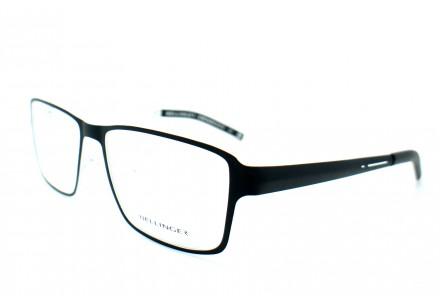 Lunettes de vue pour homme BELLINGER Noir ARNE-1 C9095 55/16