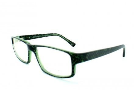 Lunettes de vue pour homme BELLINGER Vert LASER-2 C364 53/17