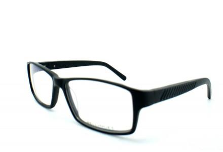 Lunettes de vue pour homme BELLINGER Noir SALTO-2 C904 56/16