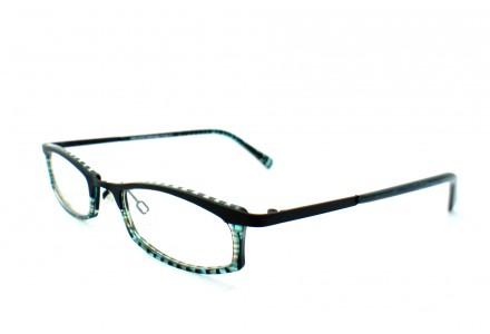 Lunettes de vue pour femme LAFONT Noir ROCOCO 018 50/20