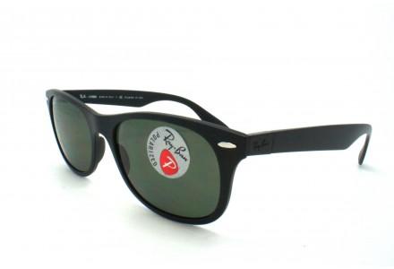 Lunettes de soleil mixte RAY BAN Noir RB 4207 LITEFORCE 601S9A 52/17