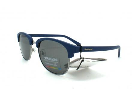 Lunettes de soleil mixte POLAROID Bleu PLD 1012-S PRF AH 54/18