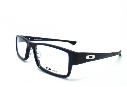 Lunettes de vue pour homme OAKLEY Noir OX 8046-04 AIRDROP 55/18