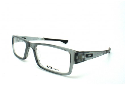 Lunettes de vue pour homme OAKLEY Cristal OX 8046-03 AIRDROP 53/18