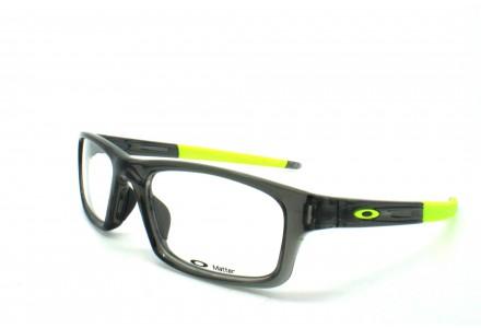 Lunettes de vue pour homme OAKLEY Gris OX 8037-02 CROSSLINK PITCH 52/18