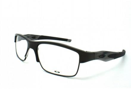 Lunettes de vue pour homme OAKLEY Noir OX 3128-02 CROSSLINK SWITCH 53/18