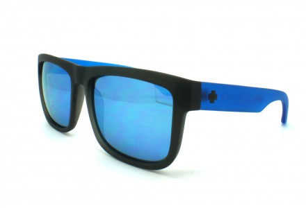 Lunettes de soleil mixte SPY Bleu DISCORD BLEU 57/17