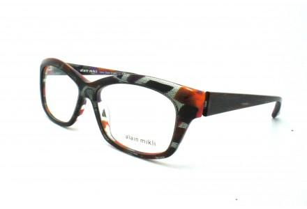 Lunettes de vue pour femme ALAIN MIKLI Noir AO 3009 BOF2 55/15