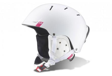 Casque de ski mixte JULBO Blanc DUNE BLANC 53/55