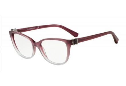 Lunettes de vue pour femme EMPORIO ARMANI Violet EA 3077 5459 52/16
