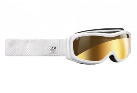 Masque de ski pour femme JULBO Blanc ECLIPSE Blanc ZEBRA