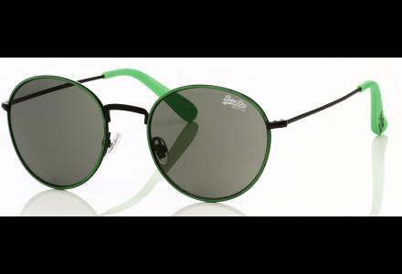 Lunettes de soleil mixte SUPERDRY Vert SDS ENSO 013 58/16