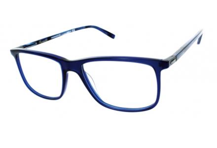 Lunettes de vue pour homme FACONNABLE Bleu FP2251 MA69 58/18