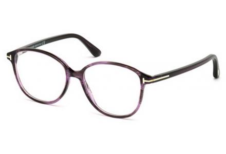 Lunettes de vue pour femme TOM FORD Violet TF 5390 081 51/15