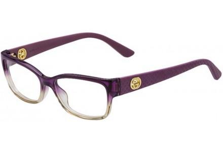 Lunettes de vue pour femme GUCCI Violet GG 3790 LVZ 52/15