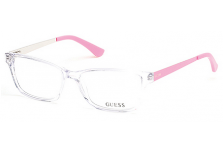 Lunettes de vue pour femme GUESS Cristal GU 2538 026 55/15