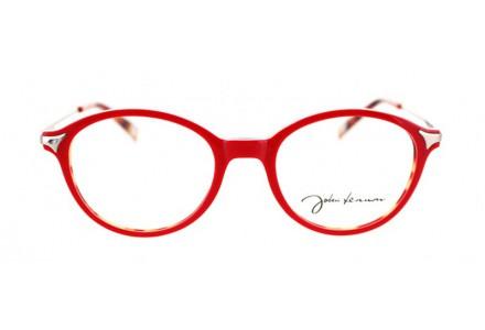 Lunettes de vue pour femme JOHN LENNON Rouge JO 68 RZ-M 49/18