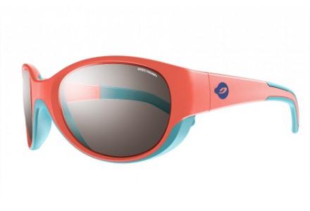 Lunettes de soleil pour enfant JULBO Orange Lily Corail / Turquoise - Spectron 3 +