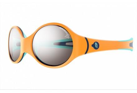 Lunettes de soleil pour bébé JULBO Orange Loop Orange / Bleu Ciel - Spectron 4