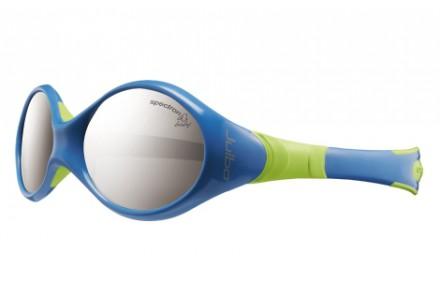Lunettes de soleil pour bébé JULBO Bleu Looping 2 bleu anis Spectron 4 baby