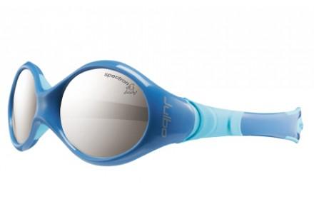 Lunettes de soleil pour bébé JULBO Bleu Looping 1 bleu / bleu ciel Spectron 4 baby