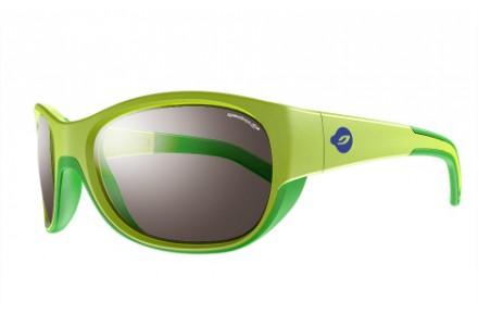 Lunettes de soleil pour enfant JULBO Vert LUKY Vert / Vert - Spectron 3 +