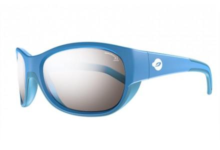 Lunettes de soleil pour enfant JULBO Bleu LUKY Bleu cyan / Bleu - Spectron 4 Baby