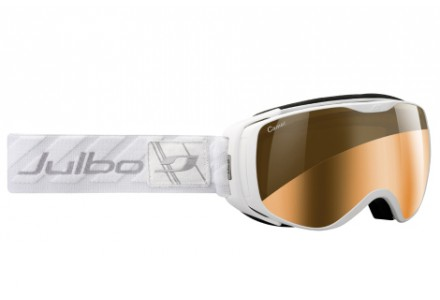 Masque de ski pour femme JULBO Blanc LUNA BLANC CAMELEON