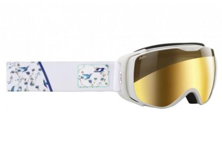 Masque de ski pour femme JULBO Blanc LUNA Blanc - Zebra