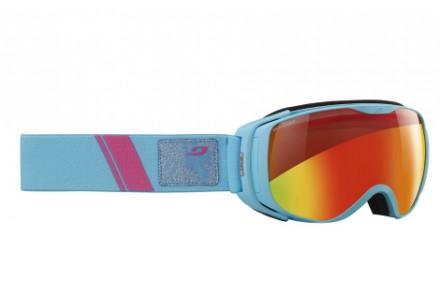 Masque de ski pour femme JULBO Bleu LUNA Bleu Snow Tiger