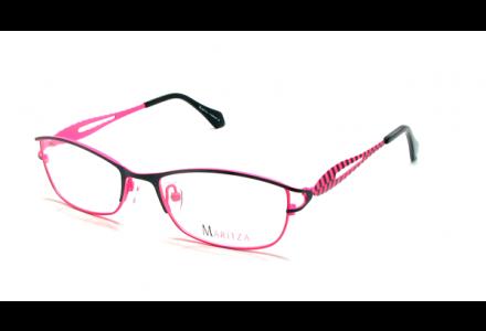 Lunettes de vue pour femme MARITZA Noir M 0264 NOIR/BLR 52/18