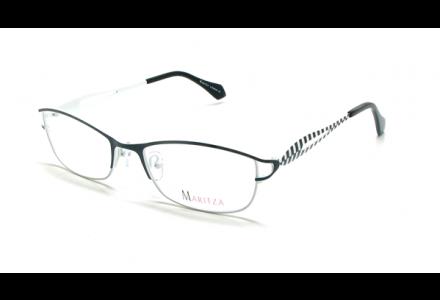 Lunettes de vue pour femme MARITZA Noir M 0264 NOIR/BLW 52/18