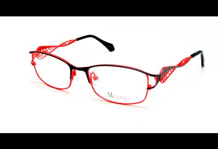 Lunettes de vue pour femme MARITZA Rouge M 0277 GRIS/GUR 52/17