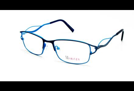 Lunettes de vue pour femme MARITZA Bleu M 0278 BLEU/BLU 51/17
