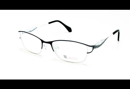 Lunettes de vue pour femme MARITZA Noir M 0279 NOIR/BLW 52/17