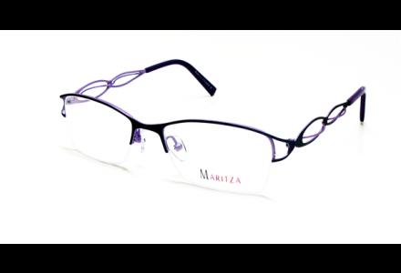 Lunettes de vue pour femme MARITZA Violet M 0281 VIOLET/PUR 52/18