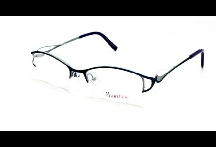 Lunettes de vue pour femme MARITZA Violet M 0282 VIOLET/PUR 50/18