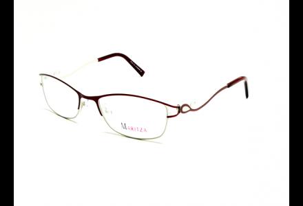 Lunettes de vue pour femme MARITZA Rouge M 0288 ROUGE 52/18