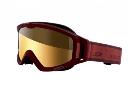 Masque de ski mixte JULBO Rouge METEOR Rouge Zebra
