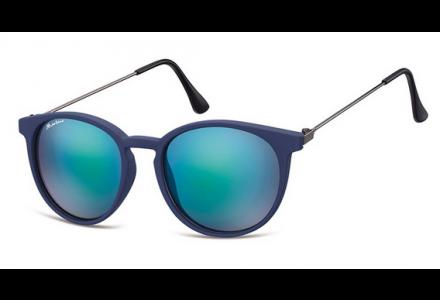 Lunettes de soleil mixte MONTANA Bleu MS33A BLEU 50/17