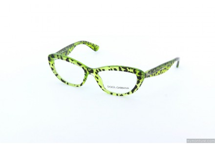 Lunettes de vue pour femme Vert DG 3127 2545-53/17