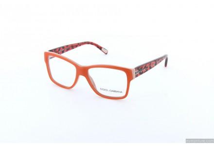 Lunettes de vue pour femme Orange DG 3126 2570-52/15