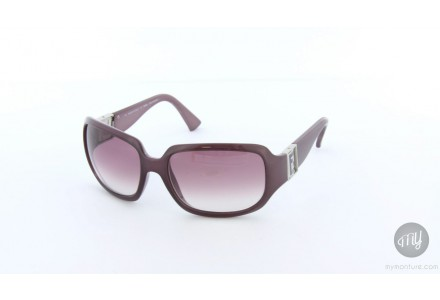 Lunettes de soleil pour femme FENDI Violet FS 5000 531-58/17