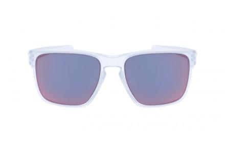 Lunettes de soleil pour homme OAKLEY Cristal OO 9341-09 SLIVER XL 57/18