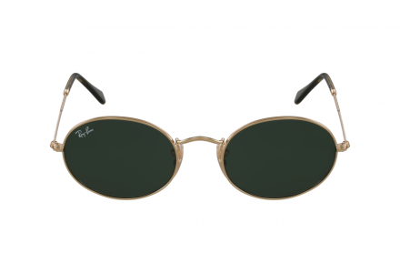 Lunettes de soleil mixte RAY BAN Or RB 3547N 001/30 51/21