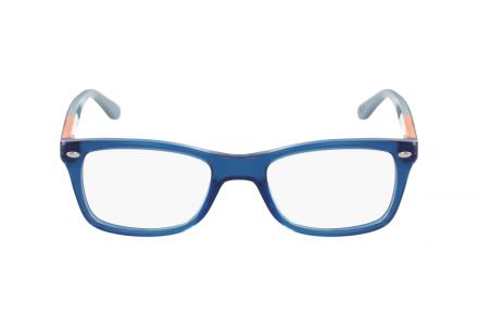 Lunettes de vue pour femme RAY BAN Bleu RX 5228 5547 50/17