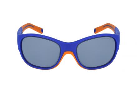 Lunettes de soleil pour enfant JULBO Bleu LUKY Bleu / Orange - Spectron 3 +