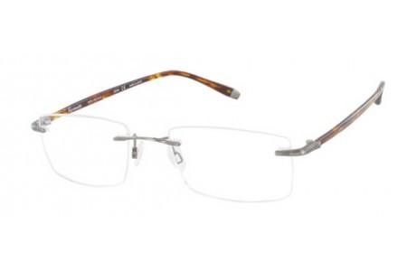 Lunettes de vue pour homme FACONNABLE Gris NV 232 GU25 54/20