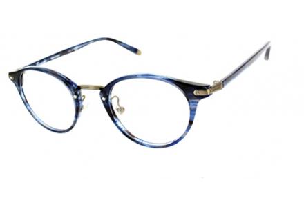 Lunettes de vue pour homme FACONNABLE Bleu NV245 E283 47/23
