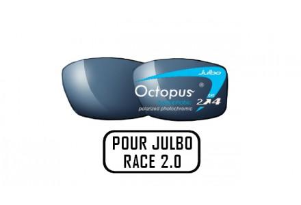 Lunettes de soleil pour homme JULBO Noir Verres OCTOPUS pour monture Julbo RACE 2.0